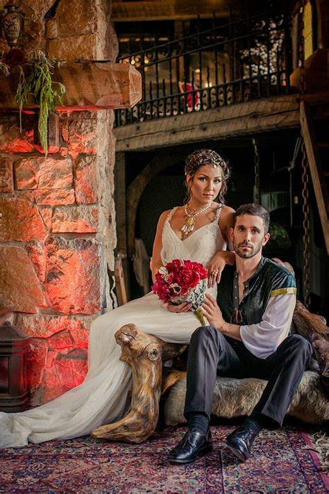 bill millers castle game  thrones inspired photoshoot