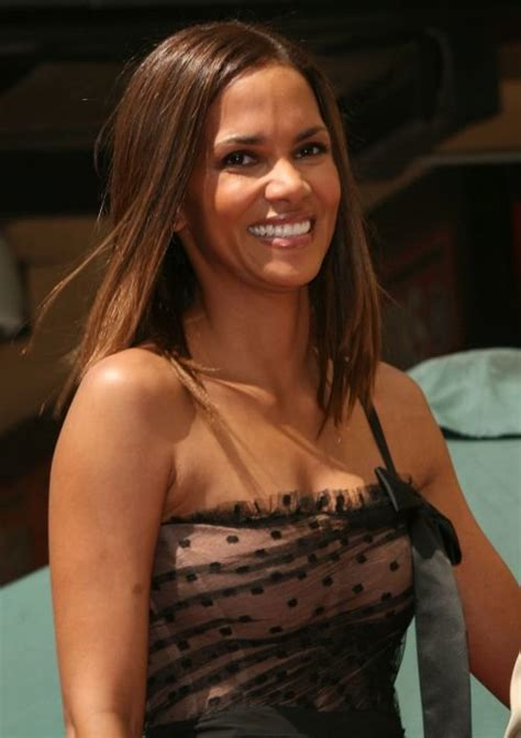 Halle Berry Haircuts: Short &amp; Long <a href=
