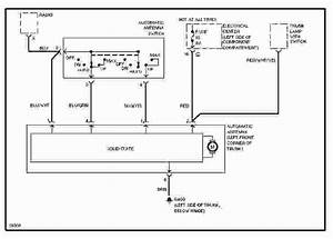 1989 Mercedes-benz 190e Wiring Diagram
