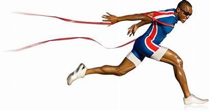 Running Runner Sport Transparent Background Athlete Clipart