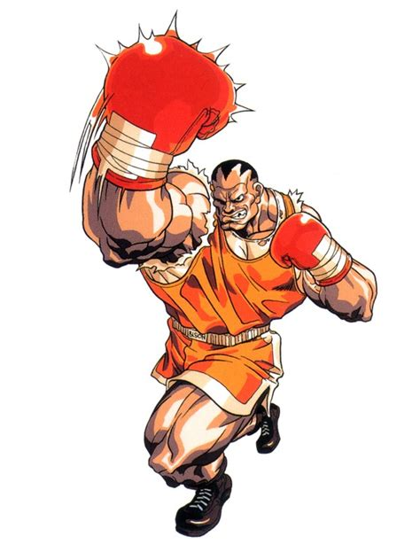 Balrog Street Fighter
