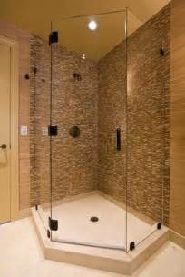 Space Saver Bath Shower by How Can Corner Shower Save Space Bath Decors