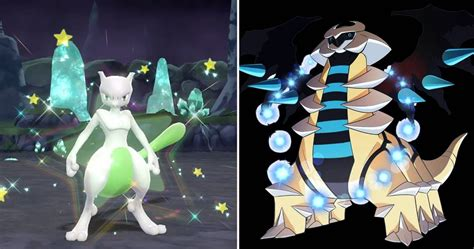 Pokemon: The 10 Most Powerful Shiny Pokemon, Ranked | TheGamer