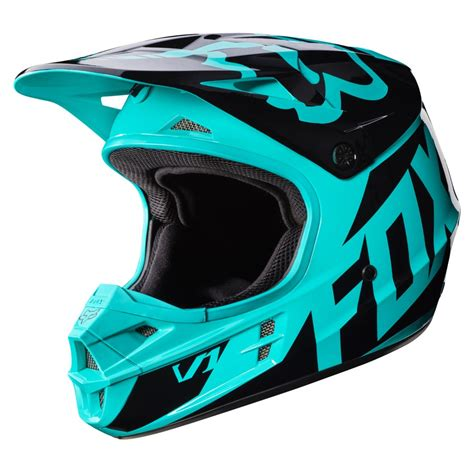 motocross helmet 2017 fox v1 race helmet green fox motocross helmets