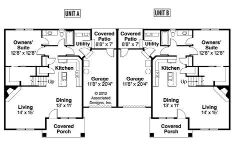 floor plans duplex duplex house plans modern house
