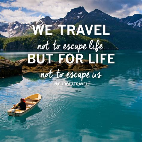 Travel To Escape Quote 3242015 16520original