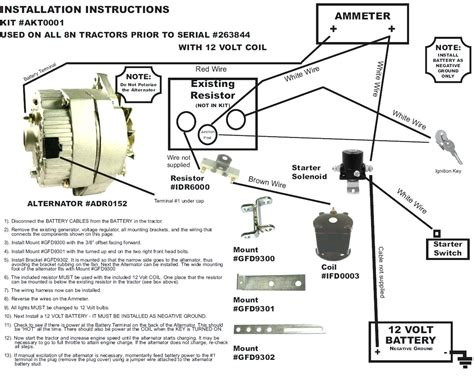 diagram ford 8n ignition wiring diagram yesterday s
