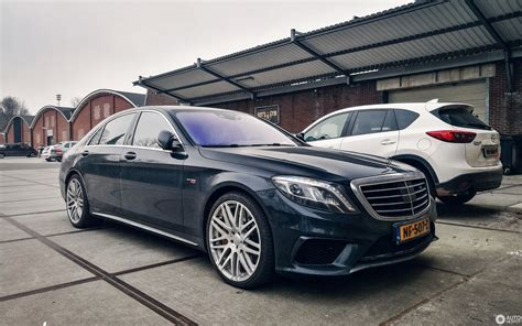 As a result, this special model provides the perfect ambience executed with consummate craftsmanship for an engine as only brabus could develop: Mercedes-Benz Brabus 850 6.0 Biturbo V222 - 7 March 2018 - Autogespot