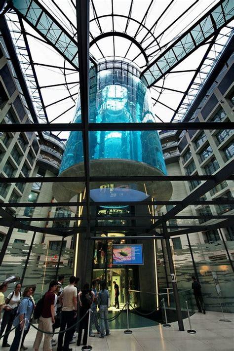 the aquadom in berlin the most amazing hotel travel feedbox info