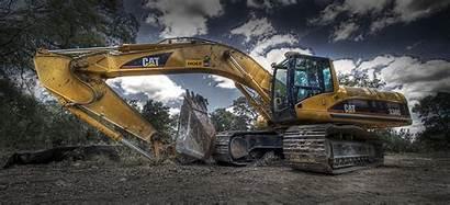 Wallpapers Excavator Cat Cave