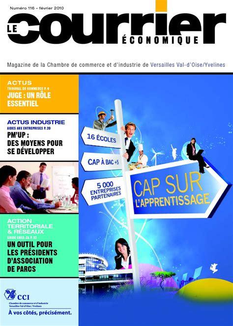 chambre de commerce cergy pontoise calaméo le courrier écononomique magazine de la cci
