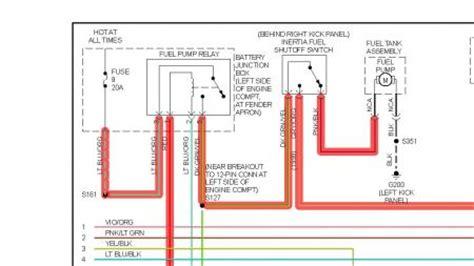 Ford Explorer Power Drop Fuel Pump
