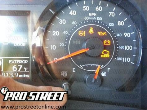 how to reset required maintenance light toyota