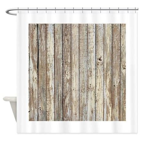country shower curtains rustic barnwood western country shower curtain by listing