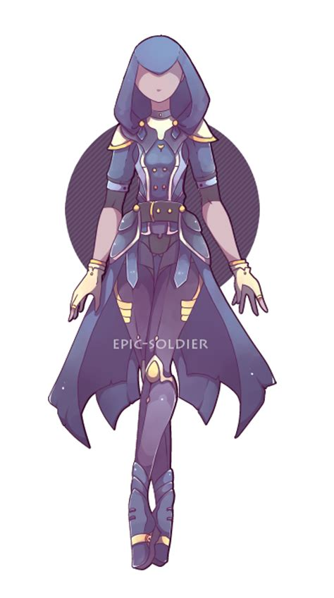 Custom outfit commission 8 by Epic-Soldier on DeviantArt