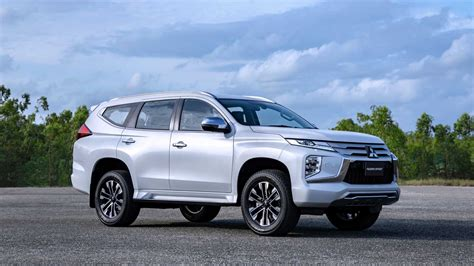 The wait is finally over, new pajero sport is coming 2020 Mitsubishi Pajero Sport Revealed With Digital ...