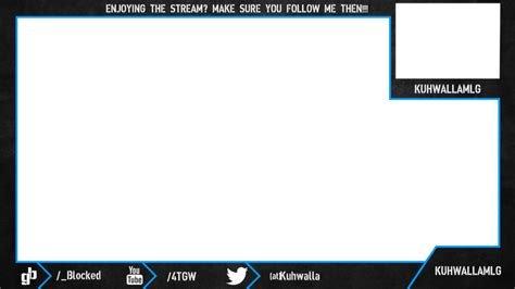 twitch stream template overlays skyrim webcam overlay twitch gaming pinterest overlays