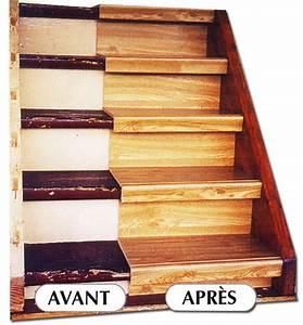 Renovation D Escalier En Bois : r novation escalier bois comment r nover son escalier ~ Premium-room.com Idées de Décoration