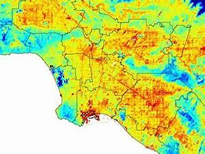 NASA maps California drought effects on Sierra trees ...