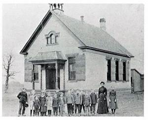 This schoolhouse in District 2, was organized in 1856 and ...