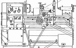 Cadillac 17 U0026quot   U0026 22 U0026quot  Metal Lathe Parts Manual 0112