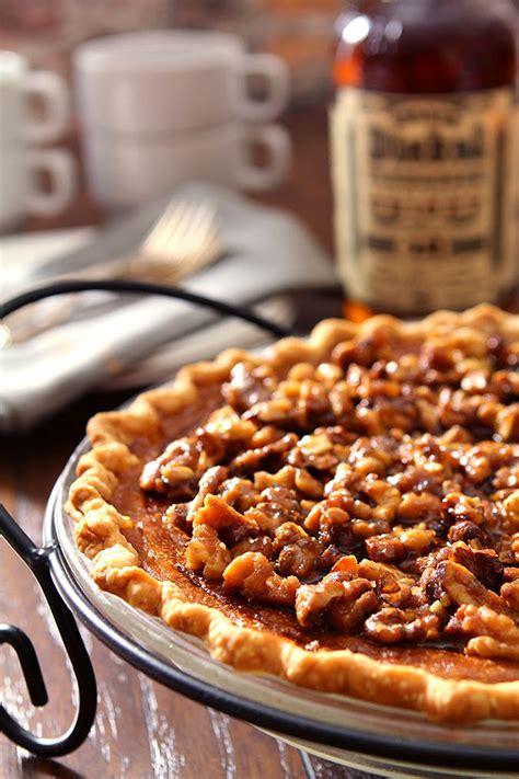 pumpkin pie with walnut crust bourbon pumpkin pie with toasted walnuts creative culinary a denver colorado food and