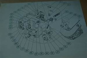 Case 9007b Excavator Hydraulic Electrical Schematic Wiring