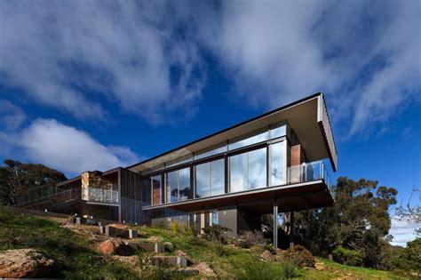 modern rural architecture australia the cruciform by studio 101 homedsgn