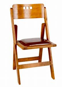 WALNUT 3 HOLE WOOD FOLDING CHAIR Rentals Bright Rentals