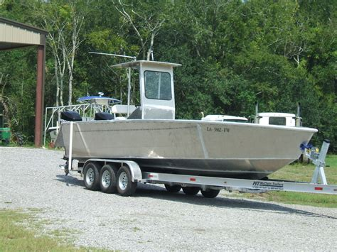 V Hull Fishing Boat For Sale by 2010 31 Custom Aluminum V Hull The Hull Truth