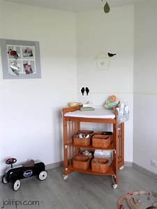 Tipi Chambre Garçon : la chambre b b de l o joli tipi ~ Teatrodelosmanantiales.com Idées de Décoration