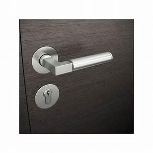 Poignée De Porte Ikea : poign e de porte inox sur rosace mod le 1103 ~ Dailycaller-alerts.com Idées de Décoration