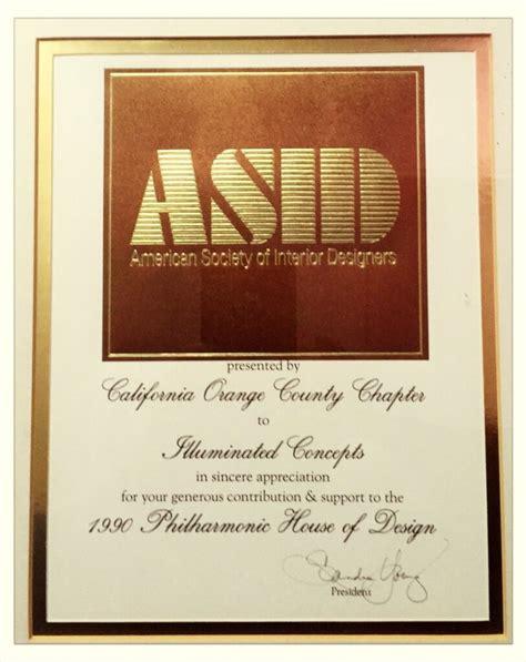 american society of interior designers american society of interior designers award