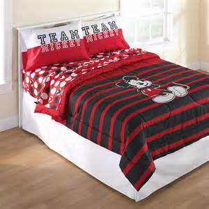 mickey mouse bedding totally totally bedrooms bedroom ideas