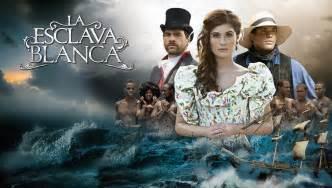 'LA ESCLAVA BLANCA', NOVELA ADDRESSES RACISM AND SLAVERY