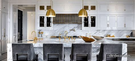 Kitchen Living Mixing System by Mixed Metals Design Trends 2018