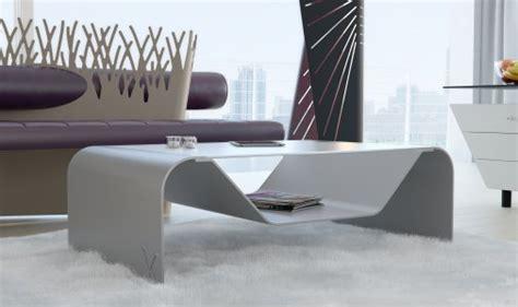 Table Basse Design Haut De Gamme En Acier Et Verre