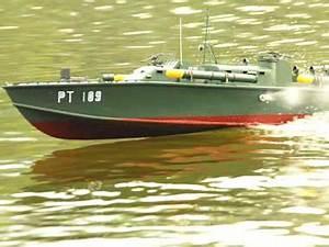 Mini Meca Rc : new rtr rc radio control pt 109 boat ship 26cc gas ~ Melissatoandfro.com Idées de Décoration