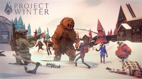 Survival and Traitors and Bears, Oh my! Project Winter ...