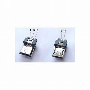 Micro Usb A : micro usb male plug audiophonics ~ Markanthonyermac.com Haus und Dekorationen