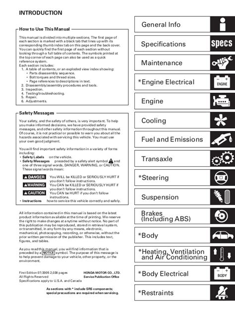free service manuals online 2002 acura cl engine control 2005 acura rsx service repair manual