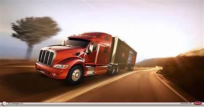 Semi Truck Wallpapers Trucks Peterbilt Wallpapersafari Coroflot
