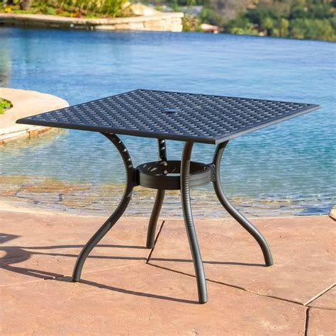 marietta 5pc outdoor cast aluminum dining set great deal