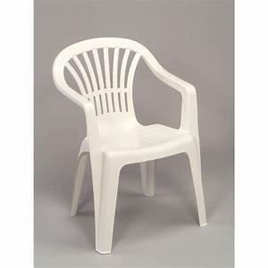 Fauteuil De Jardin Blanc : fauteuil de jardin plastique blanc achat vente fauteuil de jardin plastique blanc pas cher ~ Teatrodelosmanantiales.com Idées de Décoration