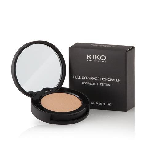 Review Full Coverage Concealer Kiko  Trendy Vibes