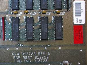 Motherboard With Label