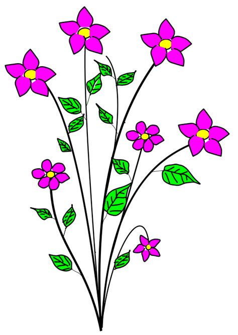 Free Flower Clipart Flower Clipart Pictures Royalty Free Page8 Clipart