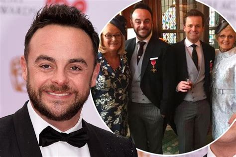 Declan Donnelly's mum Anne says she is