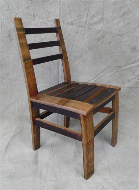 wine barrel chair eclectic dining chairs san diego