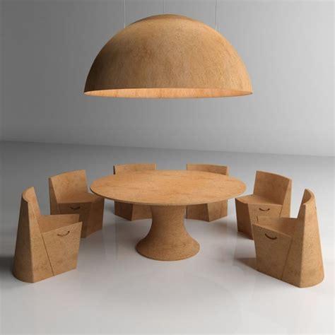 objet en bois de liege  idees de deco ecologique